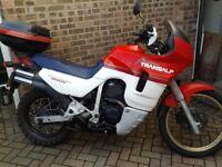 1990 Honda transalp 600cc