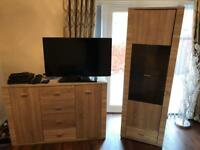 Cupboard and Cabinet