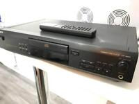 Sony CDP-XE510 separates CD player