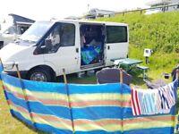 Ford transit day van / camper / work van