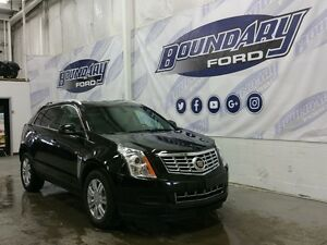 2016 Cadillac SRX 4 W/ Panoramic Sunroof, Remote Start, Leather