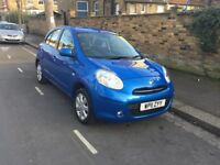 Nissan Micra Acenta 2011 5 Doors 1.2 Petrol Manual Low Mileage - Not Jazz, Polo, Fiesta, Yaris