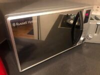 Russell Hobbs Microwaves - FOR QUICK SALE - RHM2362S - Silver
