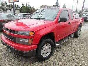 2008 Chevrolet Colorado LS 4x4