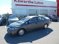 2009 Honda Civic DXG DX-G Sedan 5-Speed MT