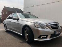 Mercedes-Benz E220 Saloon AMG-Line, Blue Efficiency (2010) Diesel