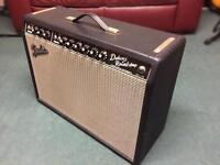 Fender 65 deluxe reverb -bright switch mod