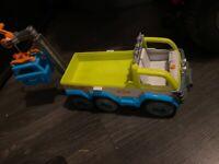 Paw patrol truck