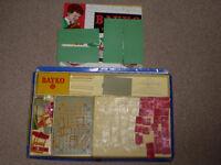 Bayko building sets