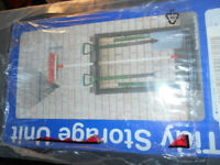 Brand new tool storage unit still in packaging