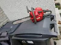 Efco chainsaw