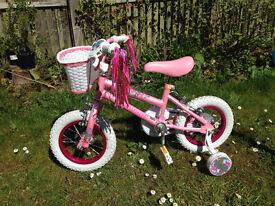 Schwinn Angel Girls Bike (Age 3-5). Have 2, will sell separately.