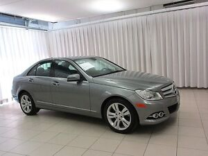 2013 Mercedes-Benz C-Class 4MATIC AWD SEDAN