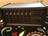 PA Mixer Amplifier - OHM 300 Watt RMS