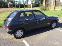 PEUGEOT 205 GRD 1992, 2 OWNERS FROM NEW