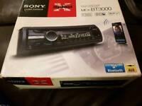 Sony MEX-BT3000 Bluetooth Audio System