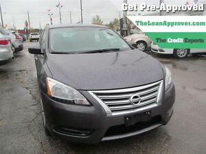 2015 Nissan Sentra 1.8 S   BLUETOOTH   ONE OWNER