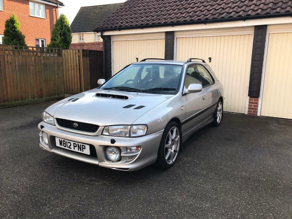 subaru impreza turbo 2000 wagon tastefully modified in cottenham cambridgeshire gumtree. Black Bedroom Furniture Sets. Home Design Ideas