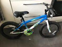 """Boys 18"""" Apollo bike"""