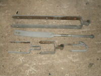 Wooden Gate Hinges