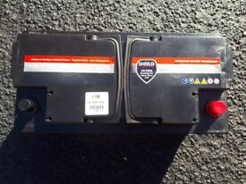 motorhome leisure battery for sale