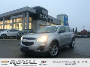 2013 Chevrolet Equinox LS * cruise control * bluetooth *
