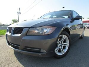 2008 BMW 328 i MAN. BLUETOOTH TOIT OUVRANT A/C MAGS!!!