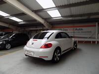 Volkswagen Beetle SPORT TDI (white) 2013-11-29