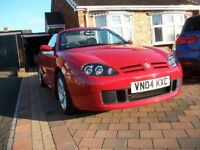 MGTF 2004 ONLY 21500 FROM NEW MINT THROUGHOUT