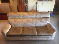 Sofa and chairs Vintage Parker Knoll good condition