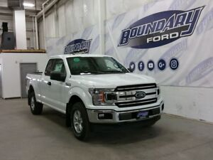 2018 Ford F-150 Supercab XL 300A 3.5L Ecoboost