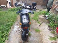aprilia rally 50cc sold for parts