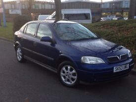 AUTOMATIC 2003 VAUXHALL ASTRA 1.6 **EXCELLENT CONDITION** LOW MILES*