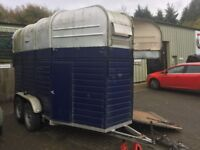 WANTED Secondhand Horsebox