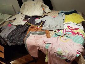 18-24 months girl cloths