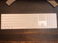 Apple Magic Keyboard with Numeric Pad - British English