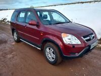 Honda CRV Automatic 4x4 for sale