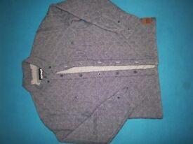Sonneti Padded Denim Shirt / Jacket Age 12-13 Years IP1