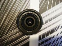 Panasonic Lumix 14mm F2.5 F/2.5 ASPH AF LENS - M43 mount