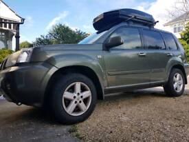 2005 Nissan X-trail ,4x4, 2.2 Diesel, Manual 6 speeds, 1 year M.O.T!!!