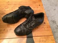 Dance shoes size 4
