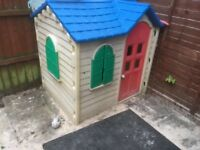 Garden play house for sale