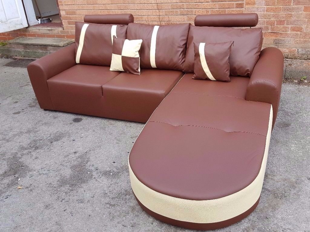 how to clean a cream leather lounge