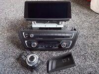 BMW OEM Professional Navigation System CIC Full SAT NAV System F30 F31