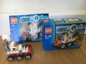 Lego 3365 Space Buggy