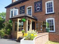 Sous chef and Junior Sous required for busy family owned pub/restaurant.
