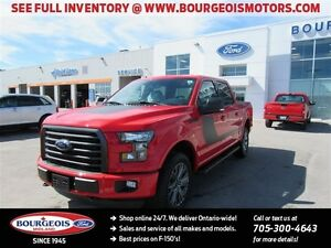 2016 Ford F-150 DEMO*XLT 4X4 REMOTE START