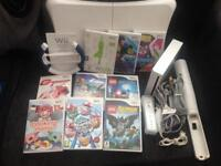 Big Nintendo Wii bundle and balance board