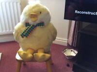 Yellow cuddly duck £4 can deliver if local