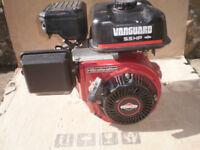Lawn Mower engine - Briggs and Stratton Vanguard.
